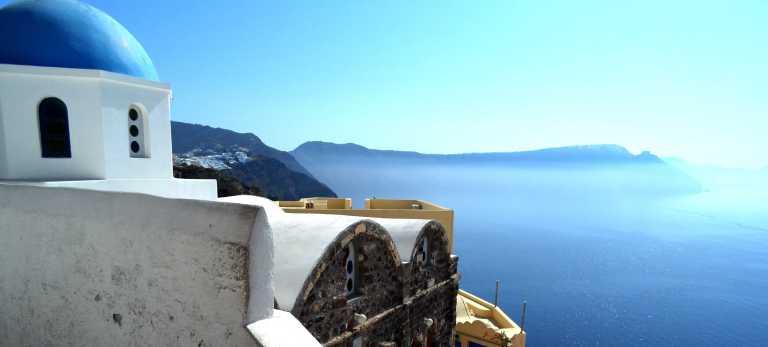 Santorini-  Iconic Oia