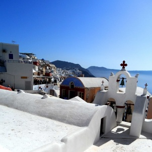 Santorini- Oia and its iconic architecture