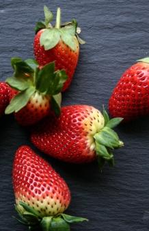 Biltong Bowl #3 | Strawberries
