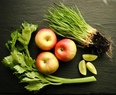 Green juice | Ingredients
