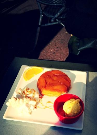 TheGoodGreef tarte tatin Marseille