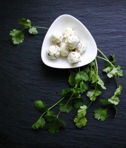 The Good Greeff | Chevin goats cheese rounds