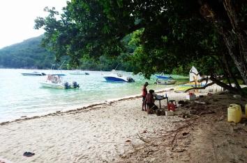 Constance Ophelia Beach   Mahe, Seychelles