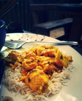 Kaz Kreole fish curry   Mahe   Seychelles