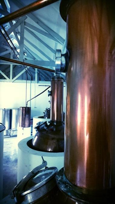 Takamaka distillery | Mahe