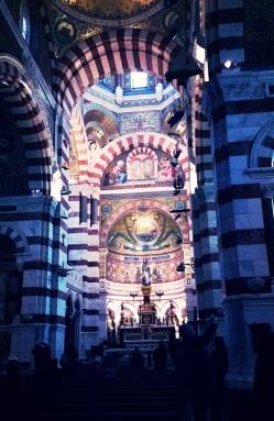 TheGoodGreeff Marseille Notre Dame de la Garde interior
