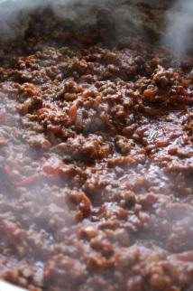 TheGoodGreeff mixed vegetable moussaka minced beef