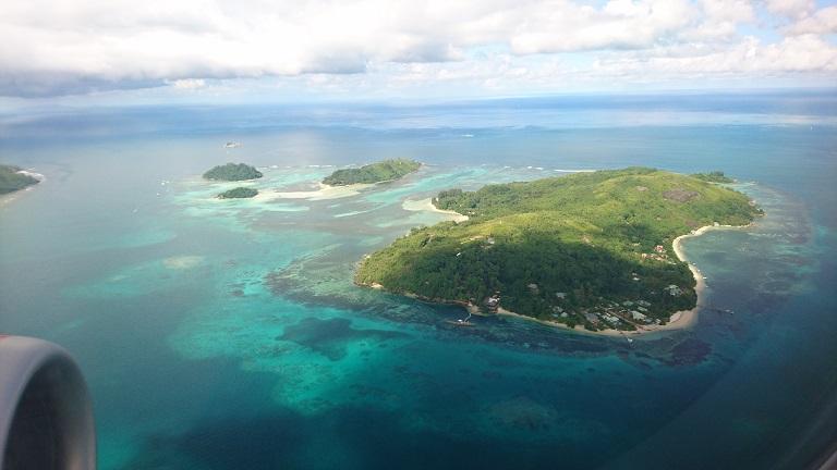 TheGoodGreeff  Seychelles  Arrival