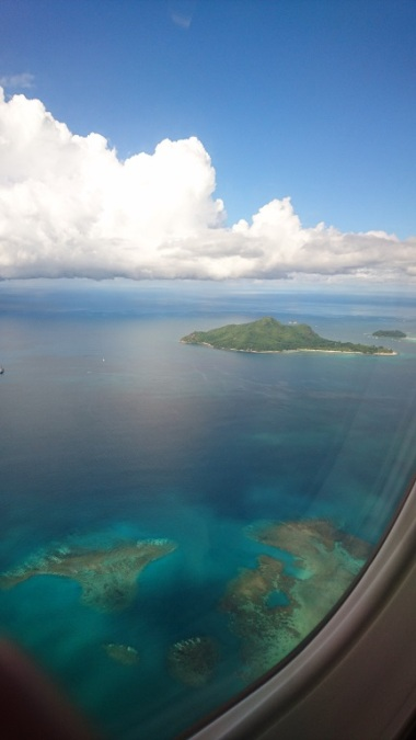 Arriving in Mahe | Seychelles