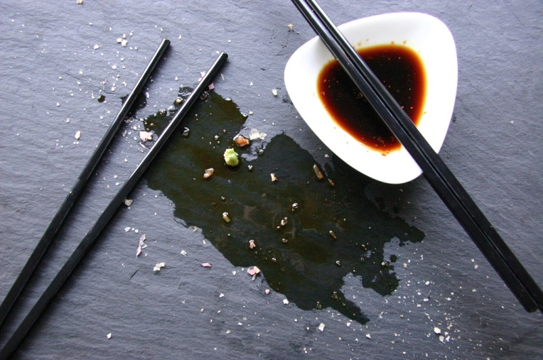 TheGoodGreeff Tuna Sashimi All Gone