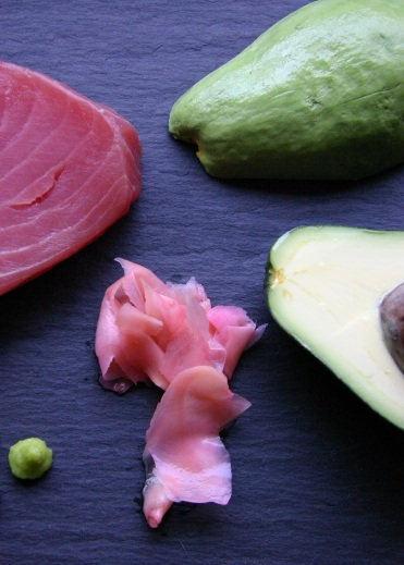 TheGoodGreeff Tuna Sashimi Ingredients 1