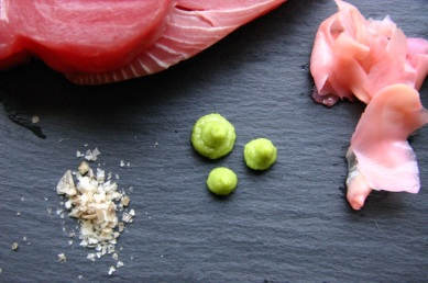 TheGoodGreeff Tuna Sashimi Ingredients 4