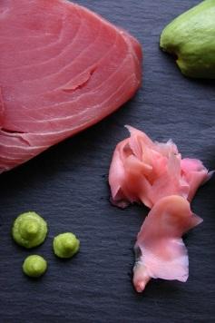 TheGoodGreeff Tuna Sashimi Ingredients 5