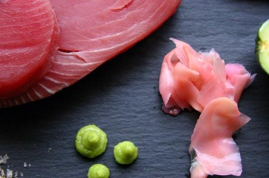 TheGoodGreeff Tuna Sashimi Ingredients 9