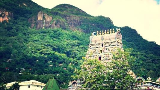 Tempio Hindu | Mahe, Seychelles
