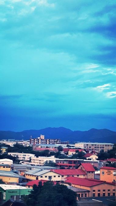 Views of Windhoek   The City