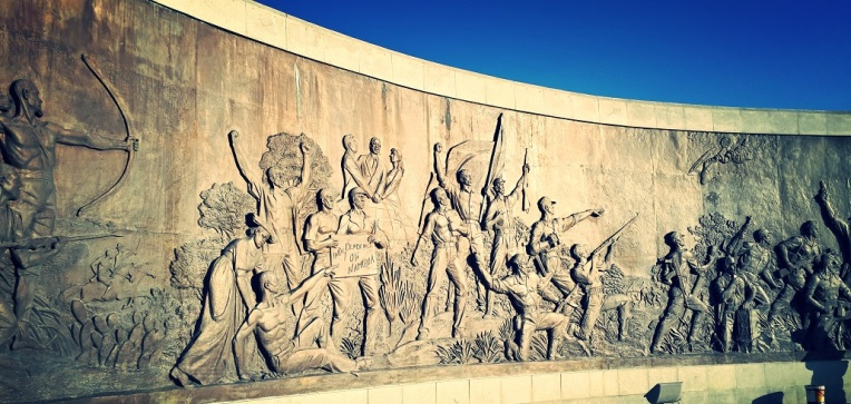 Windhoek Monuments | Heroes Acre