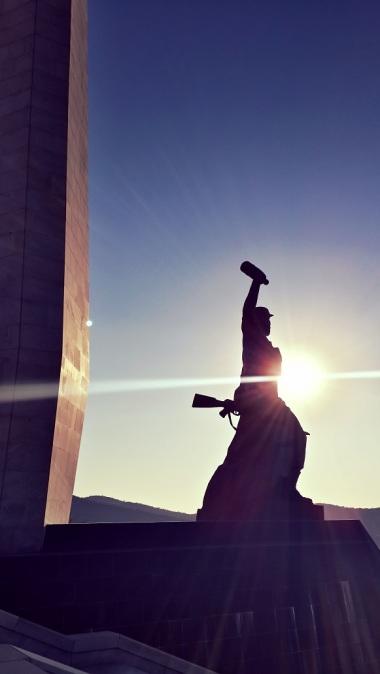 Windhoek Monuments   Heroes Acre