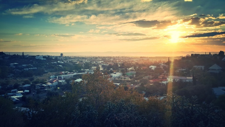 Views of Windhoek | Sunset