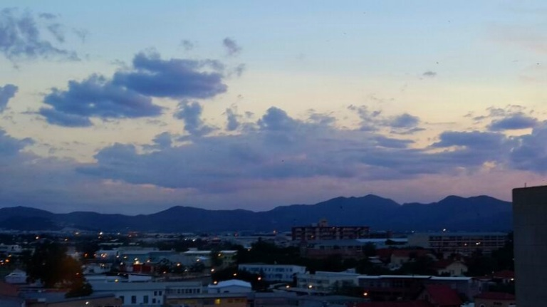 TheGoodGreeff-Windhoek sunset