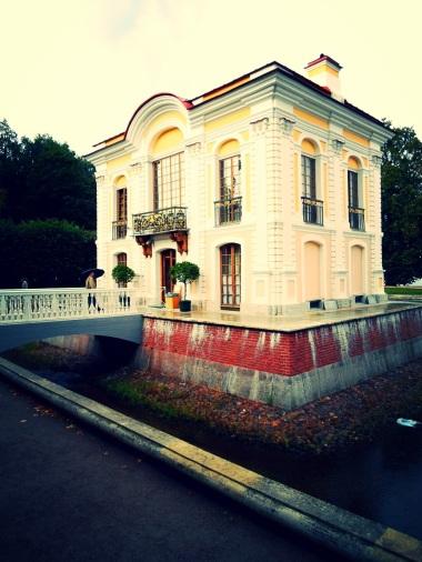 Peterhof Hermitage