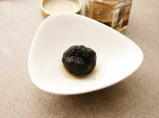 Black summer truffle