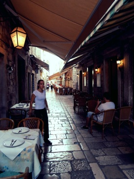 Cafes off the beaten track