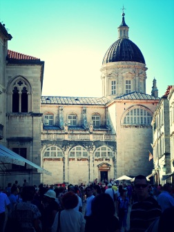 Old town: Dubrovnik Cathedral