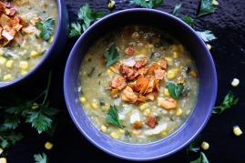 TheGoodGreeff Potato Sweet Corn and Leek Soup-16