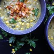 TheGoodGreeff Potato Sweet Corn and Leek Soup-20