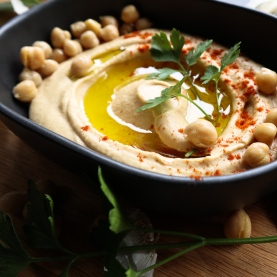 TheGoodGreeff- Israeli Hummus -8